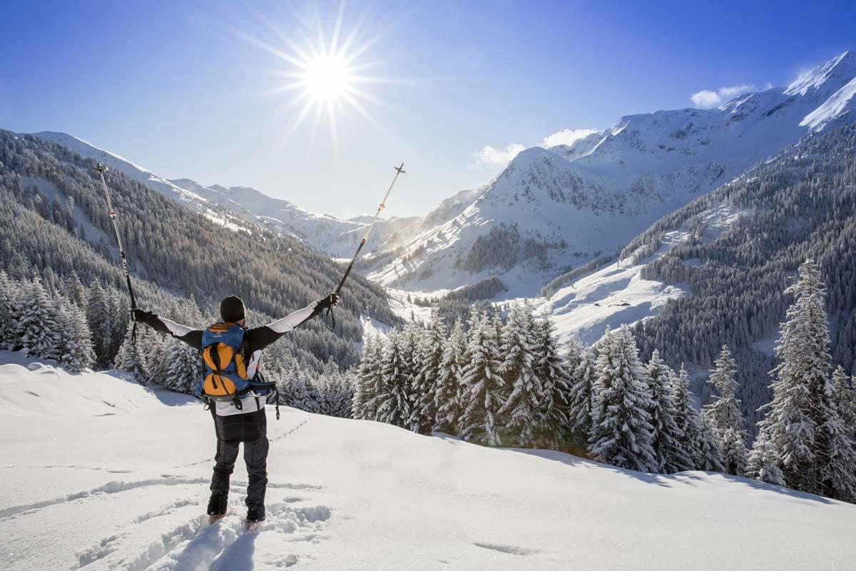Alpbachtal Winterparadies