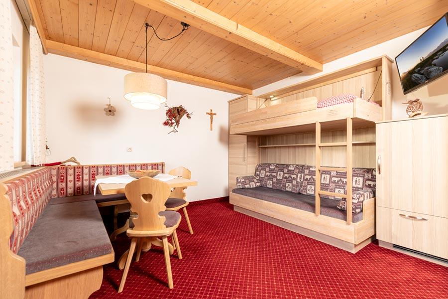 Alpbachtal Wohnbereich