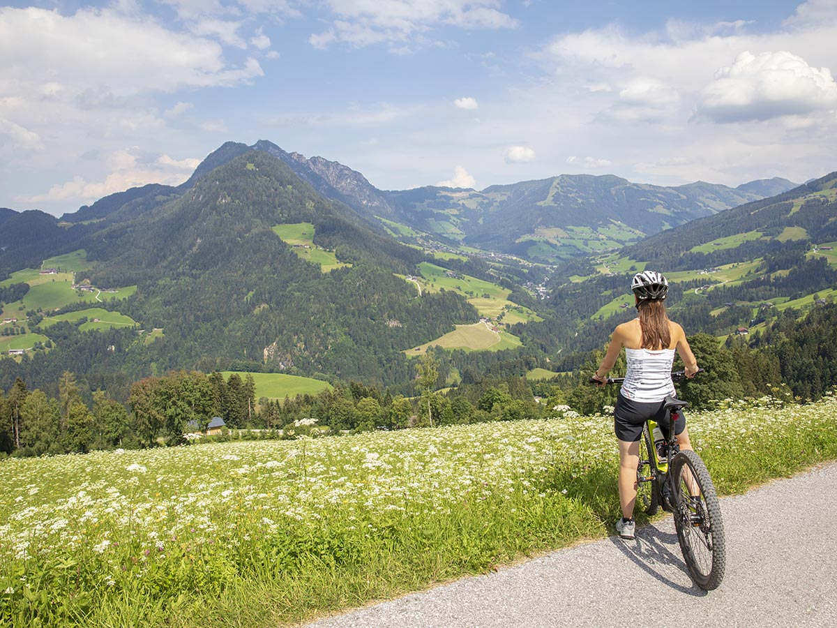 Radfahren in Reith Sedlak Matthias