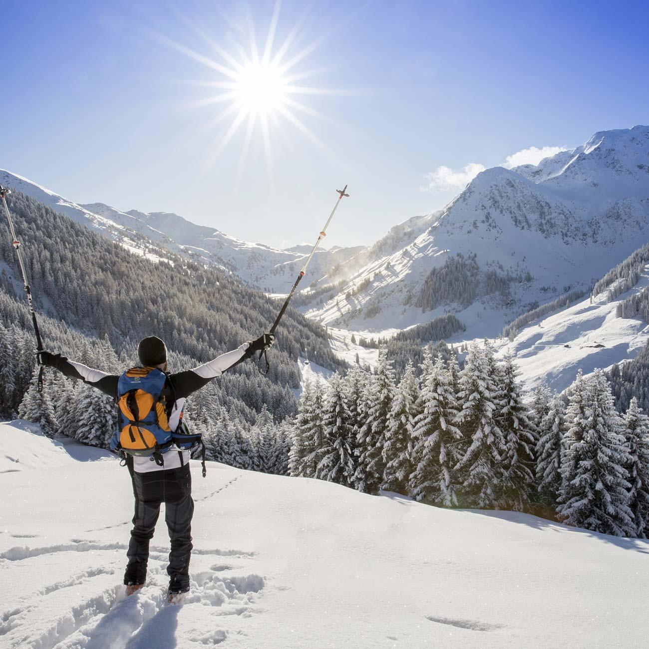 Winter im Alpbachtal